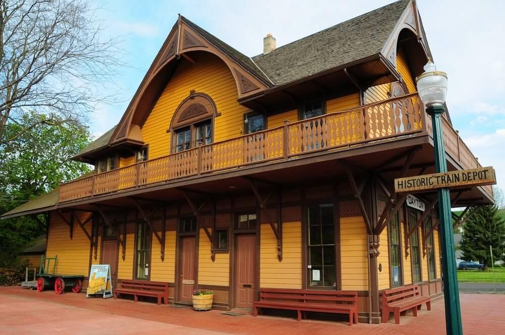 022846a0997 Dayton Historical Depot Society - Museums in Dayton